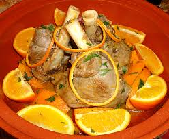 souris dans la cuisine tajine de souris d agneau orange et patate douce