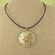 indian metal necklace images Copper jewelry for less overstock jpg
