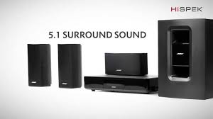 home theater 5 1 bose cinemate 520 5 1 home cinema system with 4k passthrough and