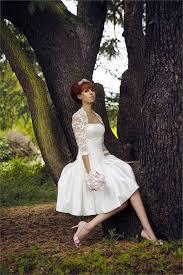 61 best tea length wedding dresses images on pinterest