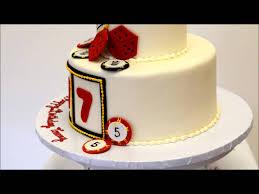 themed cake decorations vegas theme birthday cake casino theme cake ideas