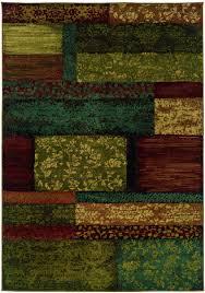 Overstock Oriental Rugs Oriental Weavers Oriental Weavers Emerson 2480c Brown Teal Area