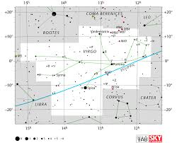 Show Low Arizona Map by Virgo Constellation Myth Stars Facts Star Map Location