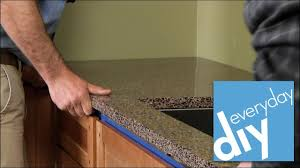 what is the best countertop to put in a kitchen how to install a kitchen countertop buildipedia diy