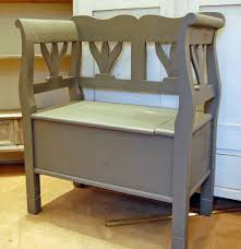 small bench with storage paint well suited small bench with