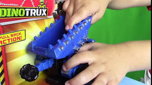 monster truck toy video dino trucks toys dinotrux monster truck arena scraptools d