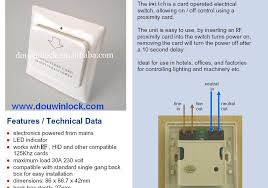 key operated light switch energy saving key card switch for hotel with indicator light buy