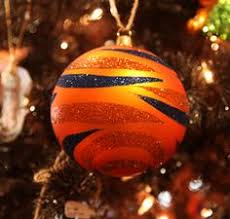 auburn burlap ornament i believe in auburn and it
