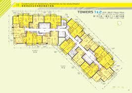 Floor Plan Flat by