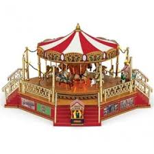 carousel with boardwalk box