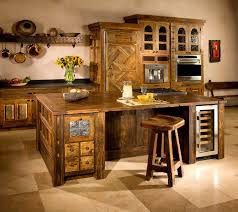 Unique Kitchen Ideas with Best Unique Kitchen Islands With Full Of Wooden Kitchen Sets And