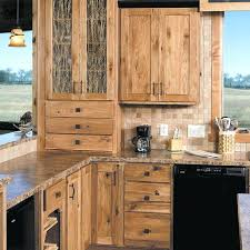hickory cabinets kitchen kitchen hickory cabinets black countertop natural kitchen for sale