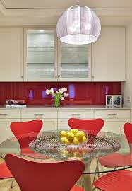 bright bold colors were perfect for a mercer island renovation