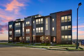 row homes 47th avenue row homes new townhomes for sale in denver