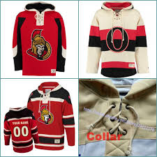 2017 top quality sweatshirt mens old time hockey ottawa senators