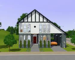 mod the sims the successful bachelor u0027s house 2bed 1bath