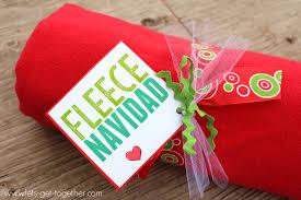 4 easy christmas neighbor gifts u0026 printables
