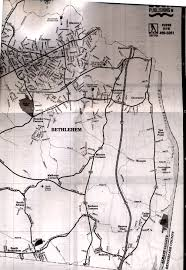 Albany New York Map by Map Of Town Of Bethlehem Albany Co Ny Cliff Lamere