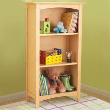 Kidkraft Bookcase Kidkraft Avalon 3 Shelf Wood Bookcase Hayneedle