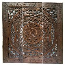 wall decor wood plaques 88 best carved wood wall decor by asiana home decor images on