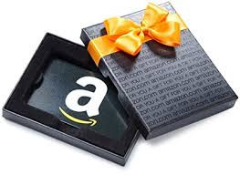 gift card gift card in a black gift box classic
