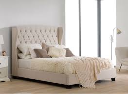 Double Headboards For Sale by Best 25 Fabric Bed Frames Ideas Only On Pinterest Fabric Beds