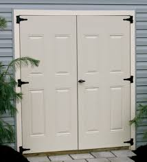 Exterior Shed Doors Entry Door Options Steel Shed Door Lakeview Sheds