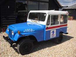 jeep mail van 1967 amc postal jeep being auctioned at barons auctions