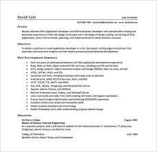 sample java architect cover letter sample cover letter for a