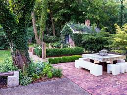 A Garden Design Trend For 2017 Mixing Old And New See Expert Garden Design Images