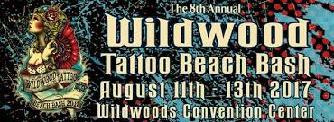 wildwood tattoo beach bash august 2017