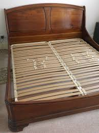 Discount Beds Sleigh Bed Frame Residential Landscaping Birthday Party Ideas
