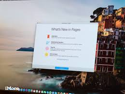 Mac Spreadsheet App Iwork Apps Add New Shapes Collaboration Improvements And More On