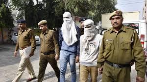gurgaon duo held for killing nagata director they wanted money