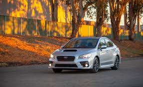 subaru wrx turbo 2015 2015 subaru wrx sedan first drive u2013 review u2013 car and driver