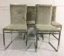 chaise ée 70 chaises et fauteuils du xxe siècle en métal style 1970 ebay