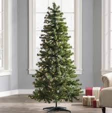 wayfair basics 6 green fir artificial tree with 250