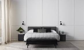 Quilted Bed Frame Furniture Stores In Singapore For Stylish Beds It S All About The