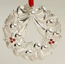 waterford silver ornaments at replacements ltd