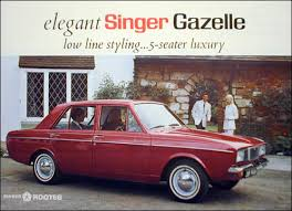the arrow singers 1967 70 web forum for singer cars