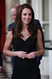 kate middleton dazzles in alexander mcqueen at formal reception in