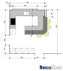 hauteur d un bar de cuisine profondeur standard plan de travail cuisine hauteur d un bar de