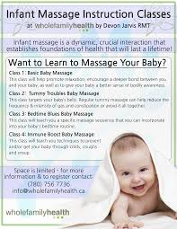 infant classes whole family health