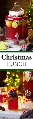 punch cooking