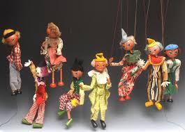 circus puppets bamfords ss clown pelham puppets ss range the spherical