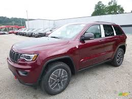 2018 jeep grand cherokee trailhawk 2017 velvet red pearl jeep grand cherokee trailhawk 4x4 121248836