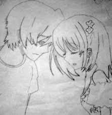 cute anime couple drawing heyitsme 2017 jul 14 2011