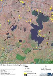 Lake Victoria Map Salinity Province 57 Lake Corangamite Vro Agriculture Victoria