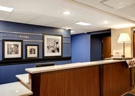 hampton inn chicago o u0027hare airport hotel with shuttle