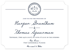 formal invitation anchored in wedding invitation flat dear addie